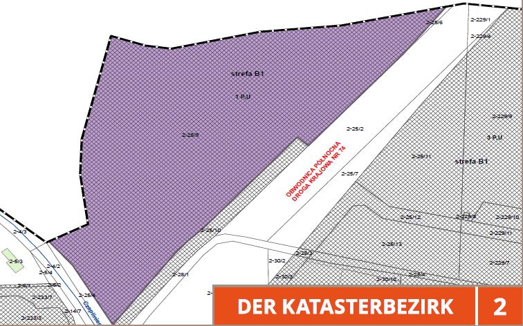 Zone Czapliniecka – Angebot Nummer 3