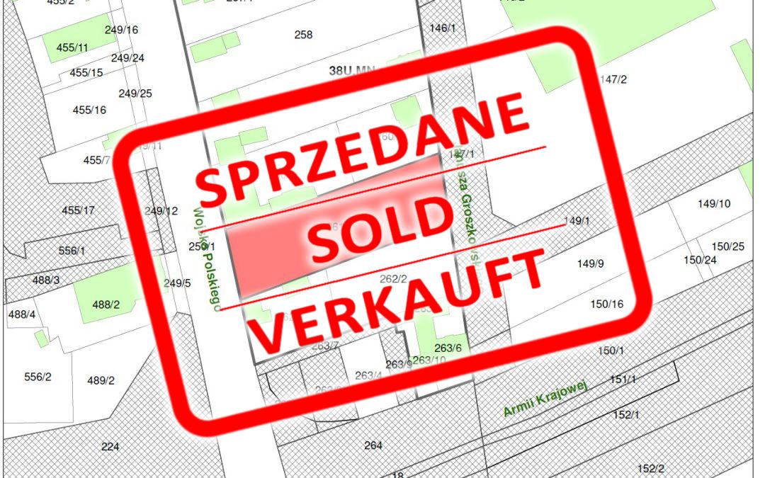 Commercial offer – Wojska Polskiego Zone