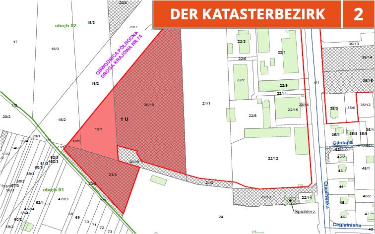 Zone Czapliniecka – Angebot Nummer 13