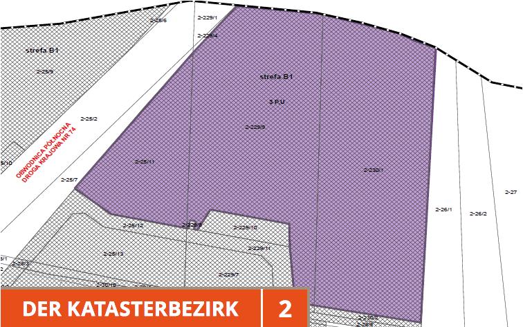 Zone Czapliniecka – Angebot Nummer 4