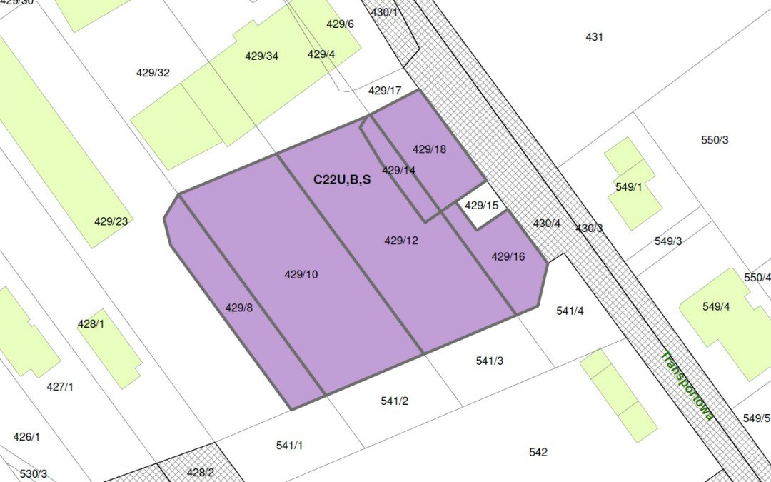 Commercial offer – Lipowa Zone 2