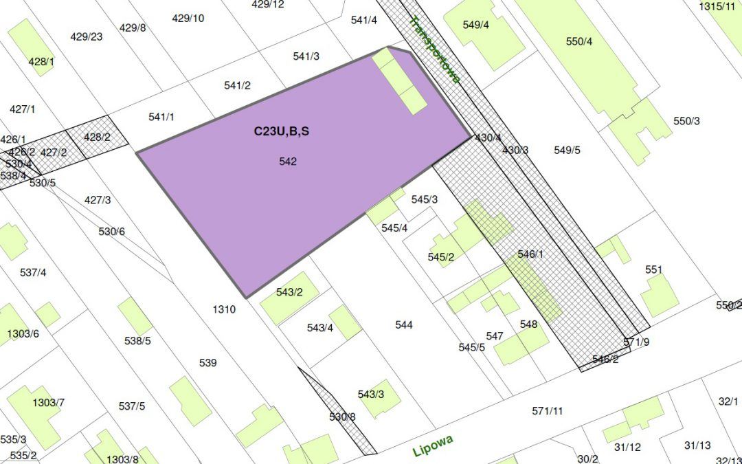 Commercial offer – Lipowa Zone