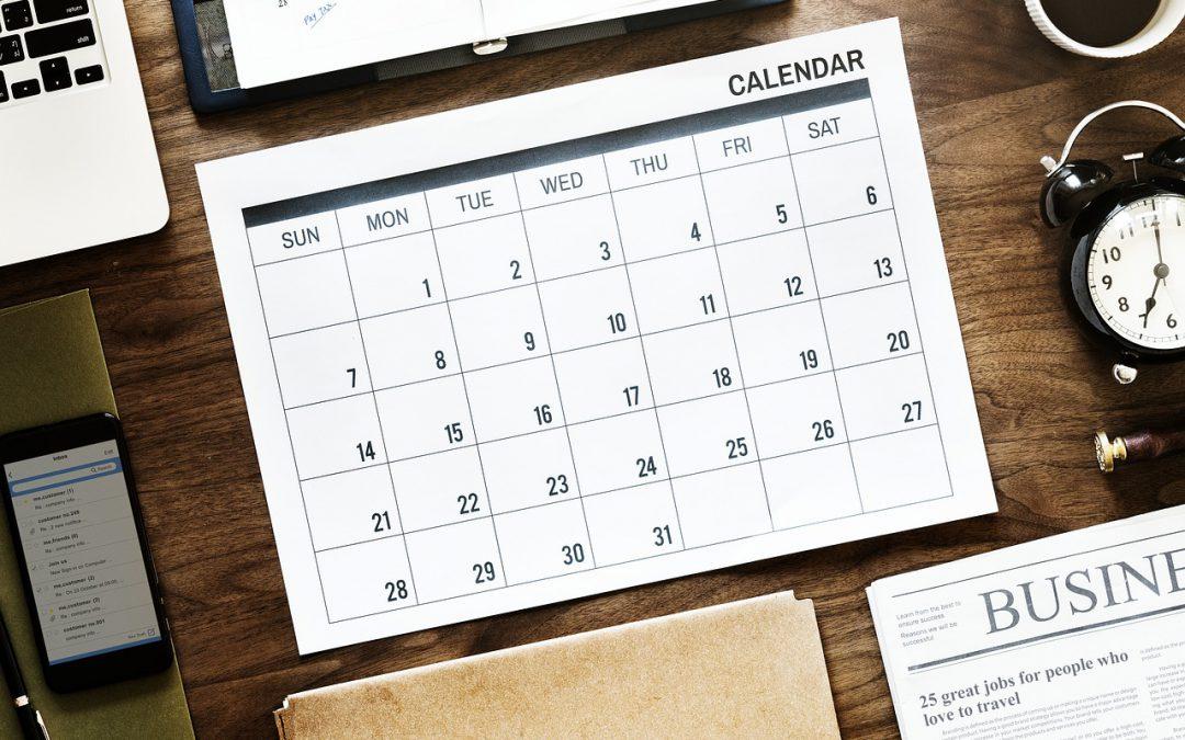 Plan lekcji dla firm na wrzesień